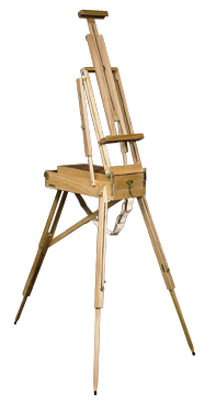Weston 1/2 French Easel