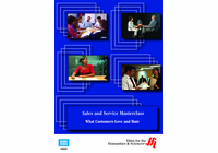 What Customers Love and Hate: Sales and Service Masterclass (Enhanced DVD)