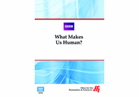 What Makes Us Human? (Enhanced DVD)