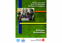 Workplace Relationships: Playing Your Part (Enhanced DVD)