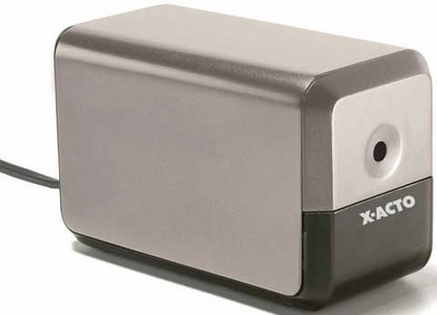 X-Acto Compact Electric Pencil Sharpener X Acto Electric Pencil Sharpener