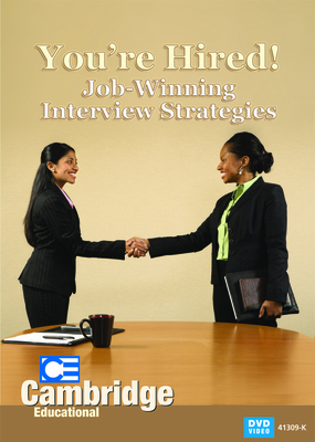 You're Hired! Job-Winning Interview Strategies (Enhanced DVD)