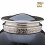 Blessing Midnight Brass Cremation Urn