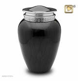 Blessing Midnight Cremation Urn