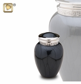 Blessing Midnight Keepsake Cremation Urn