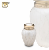 Blessing Pearl Keepsake Cremation Urn