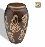 Butterflies Cremation Urn