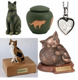Cat Theme Memorial Items