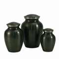 Classic Slate Brass Pet Cremation Urn Series - Engravable