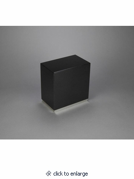 Nero Absoluto dignity nero absoluto granite cremation urn