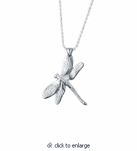 Dragonfly sterling silver cremation jewelry pendant necklace for ashes dragonfly sterling silver cremation jewelry pendant necklace aloadofball Choice Image