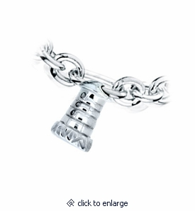 Lighthouse Charm Sterling Silver Cremation Jewelry