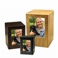 MDF Wood Photo Cremation Urns