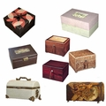 Memento Chest Cremation Urn Collection