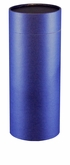 Navy Eco Friendly Cremation Urn Scattering Tube in 2 sizes