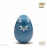 Nirvana Azure Medium Cremation Urn