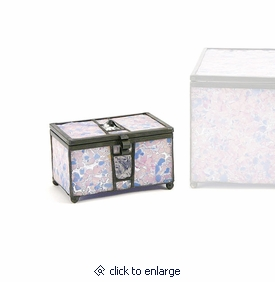 Paragon Orchid Memory Chest Keepsake Cremation Urn