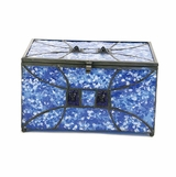 Paragon Sapphire Memory Chest Cremation Urn