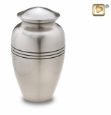 Radiance Pewter Brass Cremation Urn