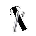 Satin Silver Keepsake Scattering Tube