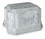 Sentinel Cultured Marble Urn Burial Vault