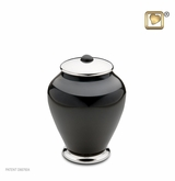 Tall Simplicity Midnight Medium Cremation Urn