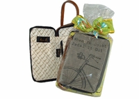 Bicycle Wallet Half Pound