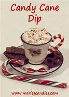 Candy Cane Dip