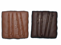 Chocolate Covered Graham Cracker - 1 oz.