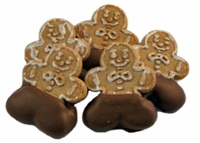 Chocolate Pants Gingerbread Men - 4 oz.