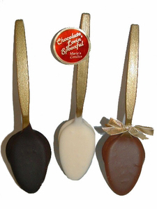 Chocolate Spoon - 1/2 oz.