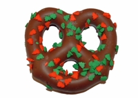 Christmas Dutch Pretzel - 1 oz.