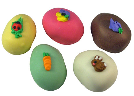 Cream filled easter eggs easter cream filled easter eggs negle Image collections