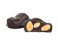 Dark Chocolate Almond Clusters - 1 lb.