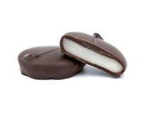 Dark Chocolate Peppermint Patties - 1 lb.