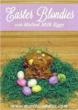 Easter Blondies