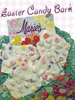 Easter Candy Bark