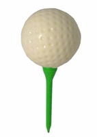 Golf Ball w/Tee - 1.75 oz.