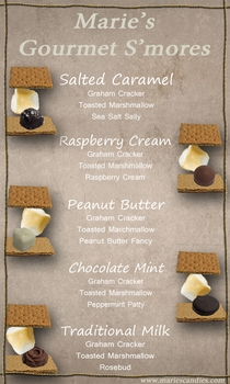 Marie's Gourmet S'mores