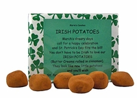 Irish Potatoes - 1/4 lb.