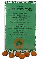 Irish Potatoes - 1 lb.