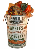 Large Fall Bucket - 15 oz.