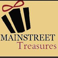 Main Street Treasures <br>150 W. Main St. <br>Plain City, OH 43064 <br>614-873-7314