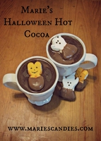 Marie's Candies Halloween Hot Cocoa