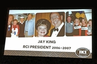 Marie's Owner Recognized at RCI Convention June 2017