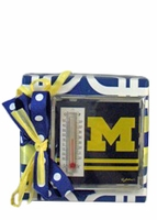 Michigan Thermometer Magnet Samper