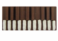 Piano Keyboard - 7 oz.