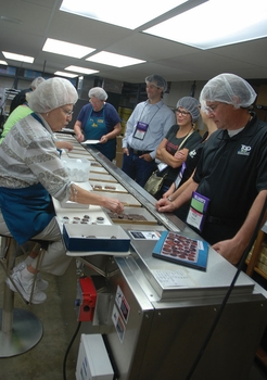RCI Stops at Marie's Candies<br> June 2013