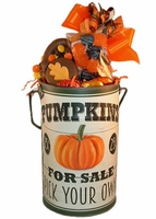 Small Fall Bucket - 8 oz.