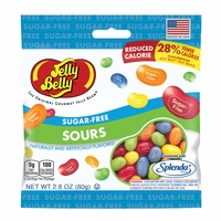 Sugar-Free Jelly Belly Bean Sours - 2.8 oz.